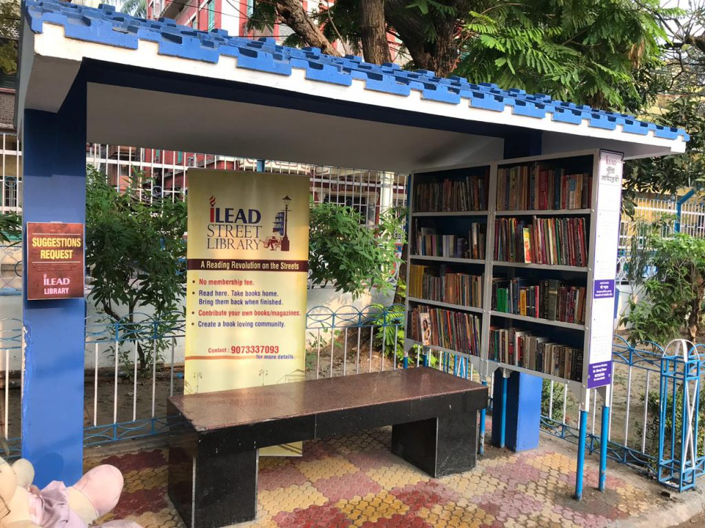 iLEAD Street Library - Deshapriya Park