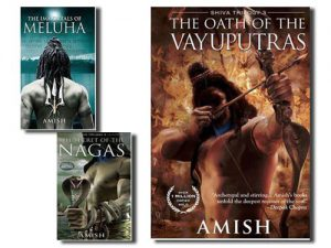 Shiva Trilogy by Amish