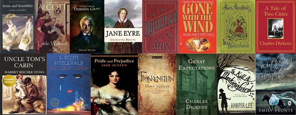 Top 15 Must Read Classics