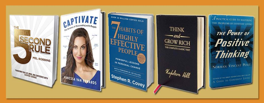 5 Great Books to Motivate Yourself